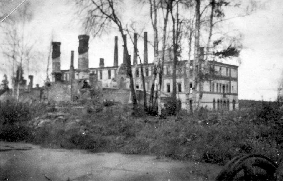 Rakkolajoki tile factory 1939